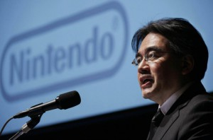 Iwata Nintendo