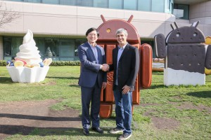 Lenovo_Google_Signing Handshake_with_Kit_Kat_Android