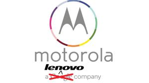 Motorola in Lenovo