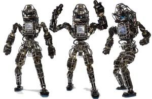 Boston Dynamics roboti