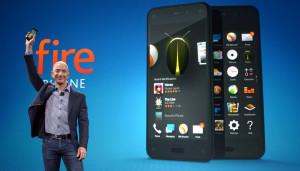 Amazon Fire telefon