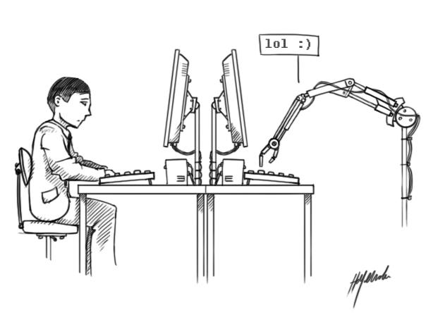 Računalnik Prestal Turingov Test Tehnokrat