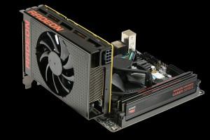 AMD Radeon R9 Nano plsoca ITX