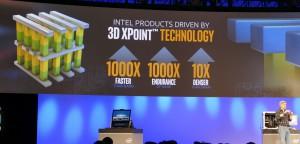 IDF 2015 - 3D Xpoint