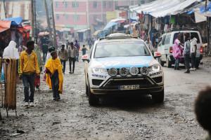 Afrika je za Goodyearove pnevmatike predstavljala mnogo izzivov