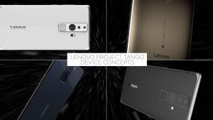 Lenovo Google Tango