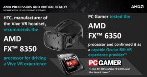AMD in VR