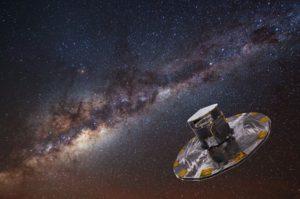 Lenovo ESA projekt GAIA