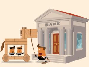 bancni trojanec