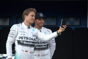 F1: Epson i MERCEDES AMG PETRONAS