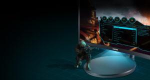 Slika 2_Ukrivljen monitor Samsung za videoigre